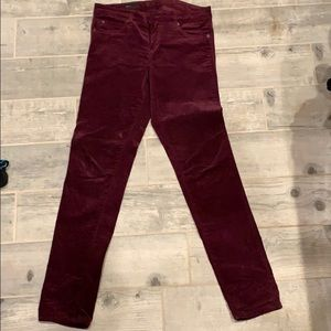 Kut form the Kloth corduroy skinny pants